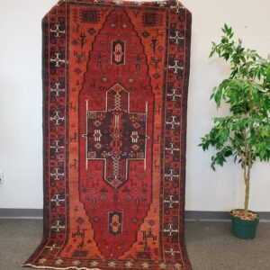 Hand-Knotted Balooch Rug