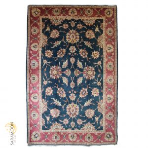 Hand-knotted Tabriz Persian Rug
