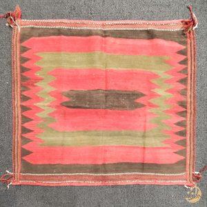 Hand-Woven Kilim Rug