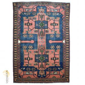 Hand-knotted Lori Tribal Rug