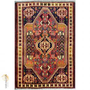 Hand-knotted Cute Shiraz Rug