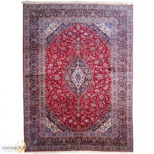 Hand-knotted Brand New Kashan Rug