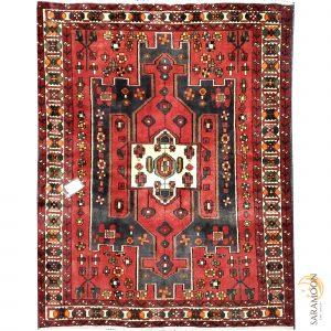 Hand-knotted Bakhtiari Persian Rug